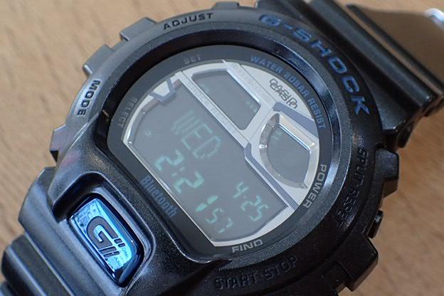 カシオ G-SHOCK 30周年記念モデル GB-6900AA-A1JR