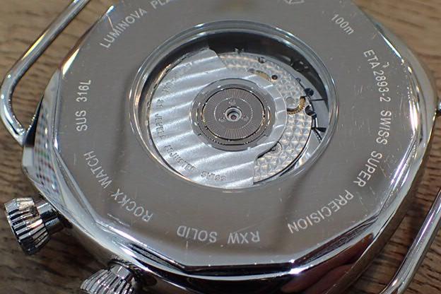 R.X.W ポセイドン GMT