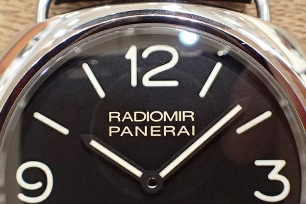 パネライ ラジオミール 8デイズ PAM00610