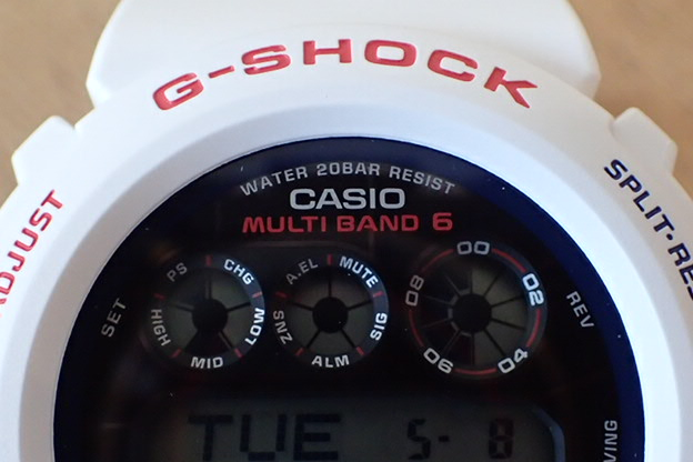 カシオ G-SHOCK GW-6901K-7JR 2017イルカ・クジラ