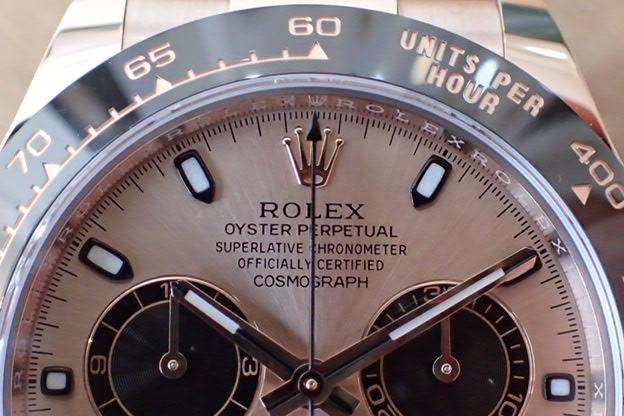 ロレックス デイトナ Ref.116515LN 未使用