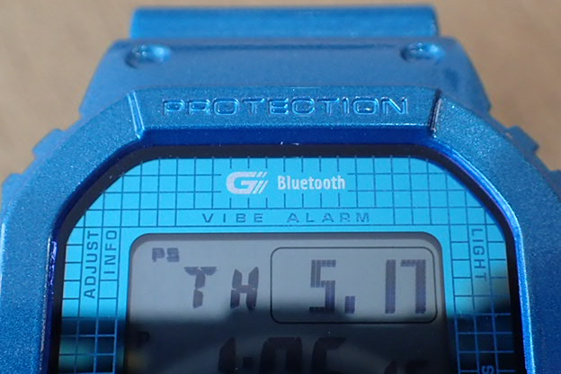 カシオ G-SHOCK GB-5600B-2JF