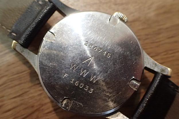 ジャガールクルト ミリタリー イギリス陸軍 MoD