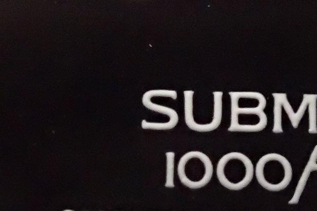 ロレックス サブマリーナデイト X番 Ref.16610 保証書
