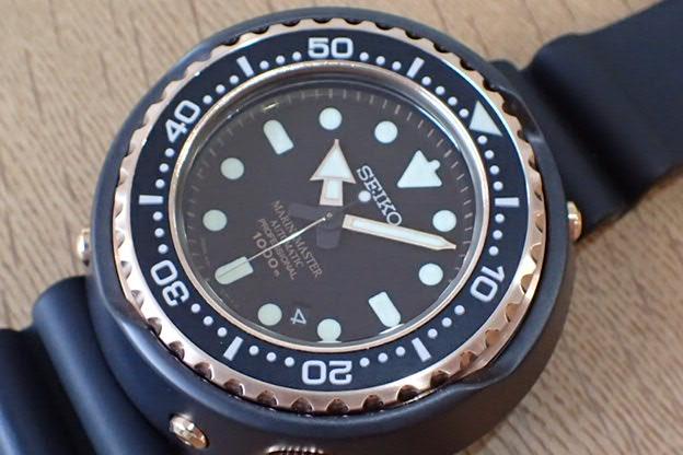 セイコー マリンマスタープロフェッショナル SBDX014