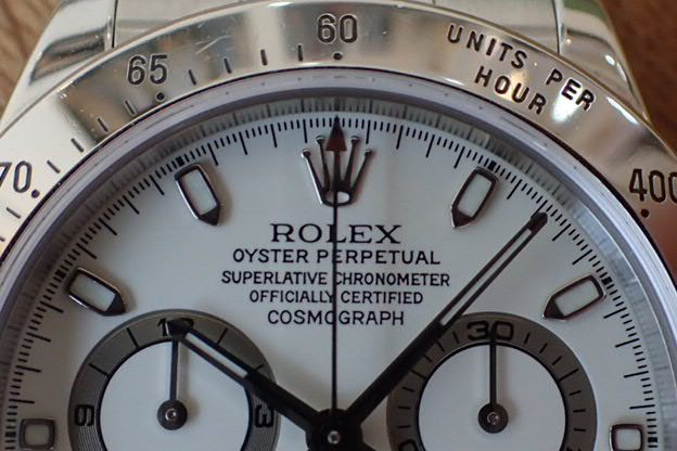 ロレックス デイトナ クリーム P番 Ref.116520