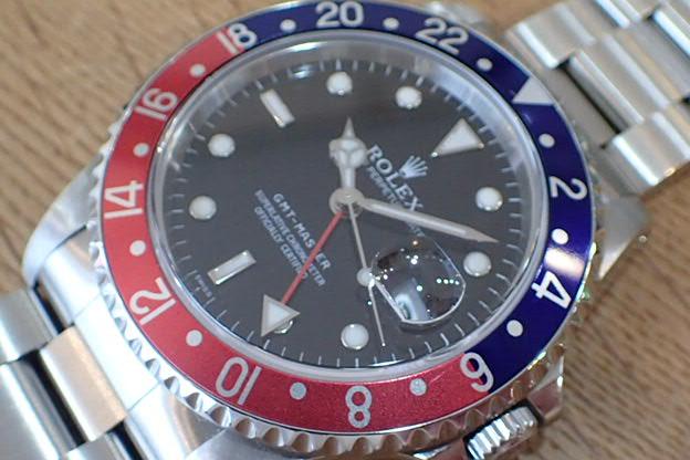 ロレックス GMTマスター 最終 A番 Ref.16700