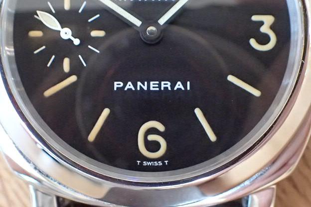 パネライ ルミノールマリーナ PAM00001 A番 トリチウム