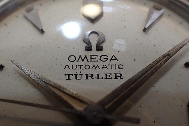 オメガ シーマスター・カレンダー TURLER Ref.2849 10SC