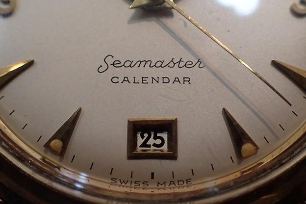 オメガ シーマスター・カレンダー Ref.2627 14SC