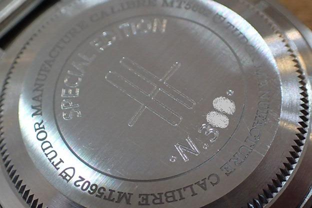 チューダー ブラックベイ グリーン ハロッズ限定 Ref.79230G