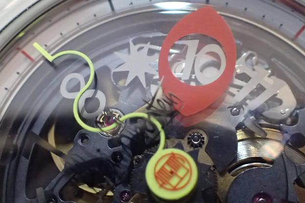 アランシルベスタイン サイクロープ・スケルトン ラージサイズ