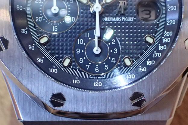 オーデマピゲ ロイヤルオーク オフショア 1stモデル 初期ブレス 25721ST.OO.1000ST.01