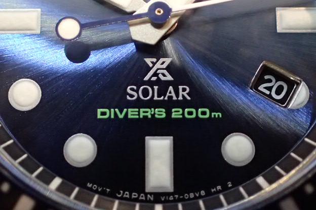 セイコー ダイバー TICTAC限定 SBDN041