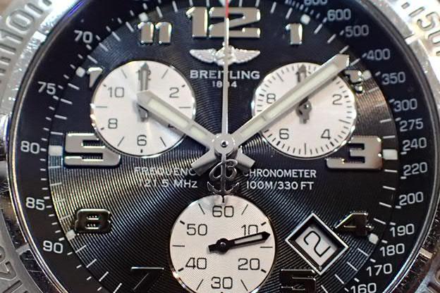 ブライトリング エマージェンシー・ミッション A732B26PRS