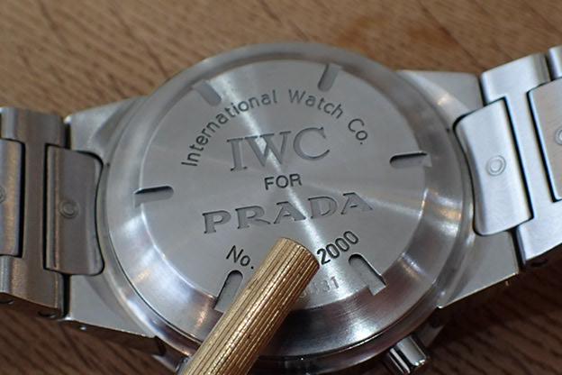IWC GSTクロノ PRADA 2000本限定