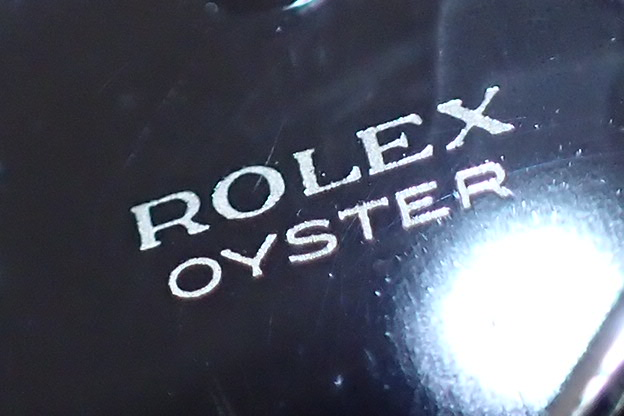ロレックス オイスター ミラー文字盤 Ref.6427