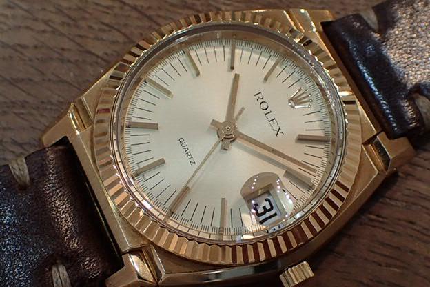 ロレックス BETA Ref.5100 18KYG