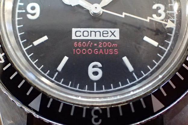 PRO-LEX SUBPRO COMEX ステンベゼル