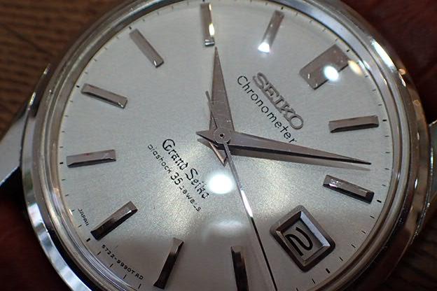 グランドセイコー セカンドモデル 5722-9990