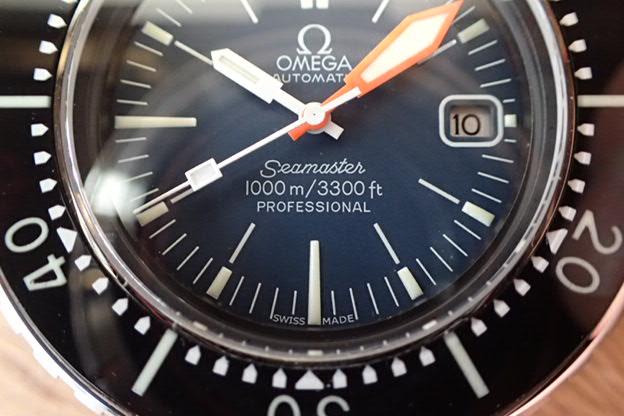 オメガ シーマスター1000m プロフェッショナル