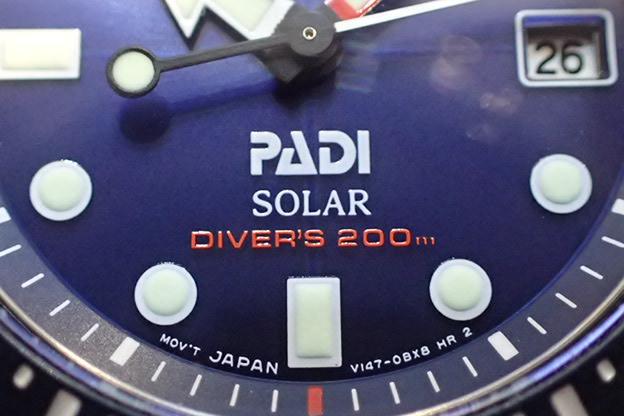 セイコー プロスペックス PADI SBDN035