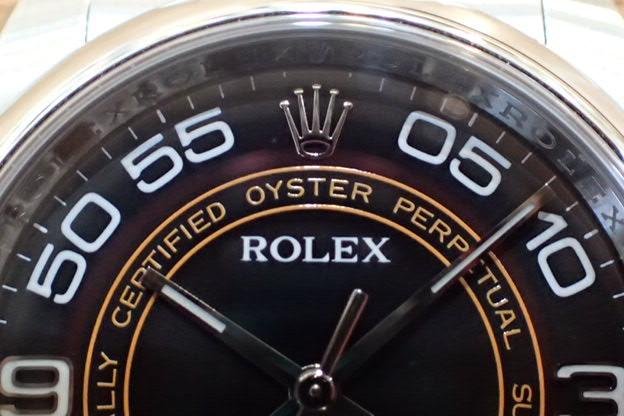 ロレックス オイスターパーペチュアル Ref.116000