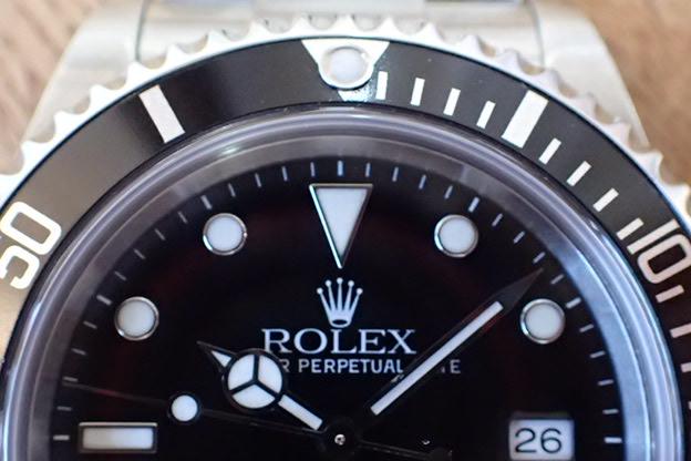 ロレックス シードゥエラー Ref.16600 P番