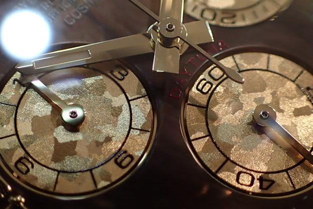 ロレックス デイトナ・コンビ シェル文字盤 Ref.116503NG