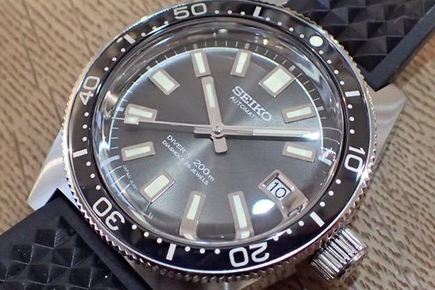 セイコー ヒストリカルコレクション ファーストダイバー復刻 SBDX019