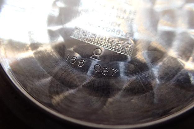 オメガ シーマスター120 オートマチック 166-027
